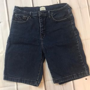 Women's Levi's Denim Shorts 512 Perfectly Slimming